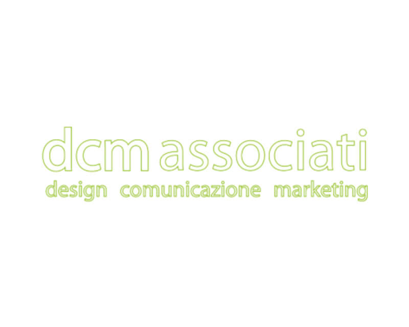 Logo design Vicenza - dcm associati