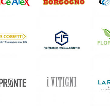 Logo design Vicenza dcm associati